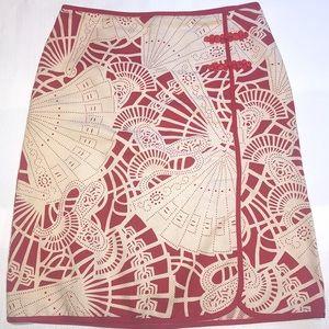 Anthropologies Beth Bowley Skirt
